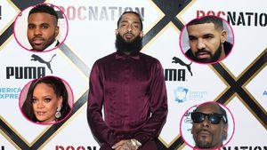 Rihanna, Jason Derulo & Co. trauern um Nipsey Hussle (†33)