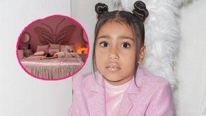 Ein Mädchentraum: So sieht North Wests Kinderzimmer aus