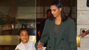 Absurd: North möchte Mama Kim Kardashian in Knast begleiten