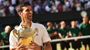 Tennis-Ass Novak Djokovic: So süß schwärmt er vom Papasein!