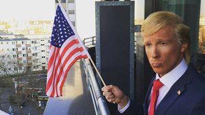 Kurioser ECHO-Auftritt: Wer hat Donald Trump eingeladen?