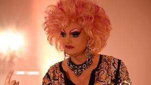 Travestiekünstlers Oliver Knöbel als Olivia Jones