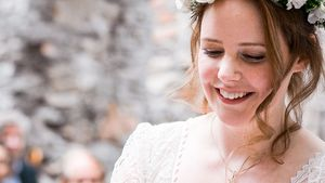 Nach Hochzeit: GZSZ-Star Olivia hat Angst um ihren Ehering!