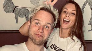 Nach wenigen Monaten Liebe: Olly Murs will Freundin heiraten