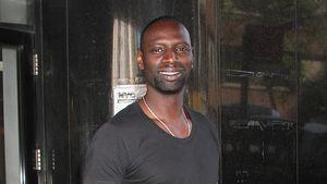 Omar Sy in New York