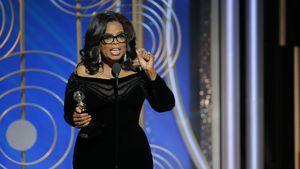 Die Amis wollen Oprah: Wird sie die nächste US-Präsidentin?