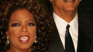 Oprah Winfrey und Stedman Graham