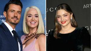Katy Perry ist schwanger: Orlandos Ex Miranda Kerr gefällt's