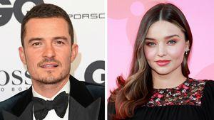 Orlando Bloom wieder Vater: So reagiert seine Ex Miranda!