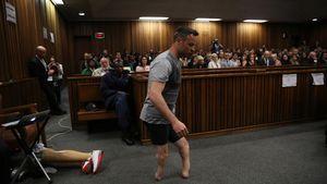 Herzinfarkt im Knast? Oscar Pistorius in Klinik eingeliefert