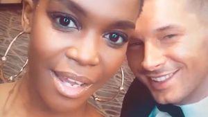 Nach Dating-Gerücht: Erste Bilder von Oti Mabuse mit Ehemann