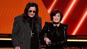 Ozzy Osbourne feiert 38 Jahre Ehe mit Hochzeits-Throwback
