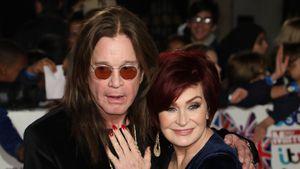Nach Krise: Ozzy & Sharon Osbourne wieder mega-verknallt