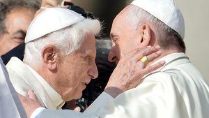 Bruder gestorben: Papst schreibt Brief an Benedikt XVI.