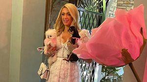 """Paris im Wunderland"": So war Paris Hiltons Brautparty"