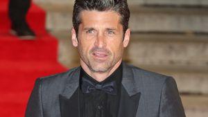 Patrick Dempsey im schimmernden Anzug
