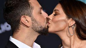 """""""Twilight""""-Star Ashley Greene mit Ehemann im Knutschfieber"""