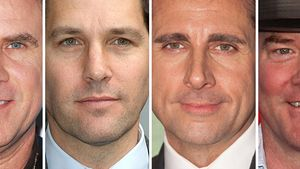 Will Ferrell, Steve Carell und Paul Rudd