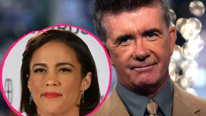 Paula Patton und Alan Thicke