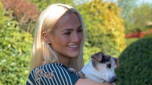 So rührend trauert Paulina Ljubas um eingeschläferte Hündin
