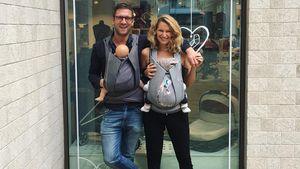 Sehen wir doppelt? Peer & Janni plötzlich mit ZWEI Babys!
