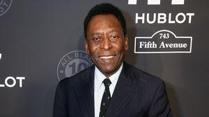 Brasilianische Fußball-Legende Pelé (78) ist im Krankenhaus!