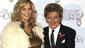 Rod Stewart: Süße Liebeserklärung an seine Penny!