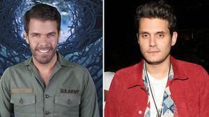 Perez Hilton behauptet, John Mayer habe ihn 2007 geknutscht