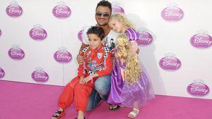 Posing-Suchti Princess (9): Peter Andre hofft auf Besserung