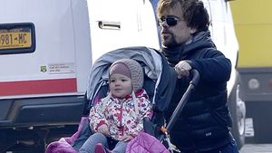 Süßes Duo: GoT-Peter Dinklage zeigt seine Tochter