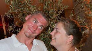 Wem sehen Sarafina und Peter Wollnys Zwillinge ähnlicher?