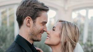 An ihrem 8. Jahrestag: PewDiePie und Marzia haben geheiratet
