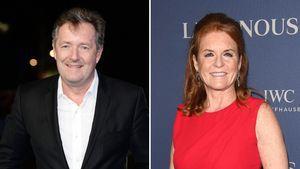 Meghan-Lästerei: Kontaktierte Sarah Ferguson Piers Morgan?