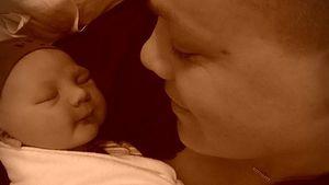 Pink mit ihrem Sohn Jameson Moon Hart