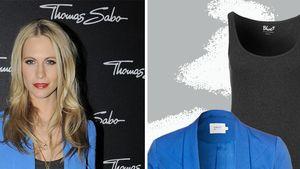 Star-Style: Poppy Delevingne setzt farbige Akzente