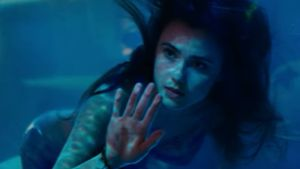 "Poppy Drayton in ""The Little Mermaid"""