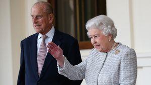 Mit Paarfoto: Neues Statement der Queen zu Prinz Philips Tod