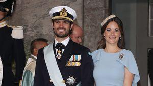 Royales Baby-Glück: So heißt der neue Schweden-Prinz!
