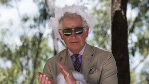 Etwa heimlich geehrt? Prinz Charles trägt plötzlich Krone!