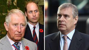 Charles und William einig: Kein Royal-Comeback für Andrew