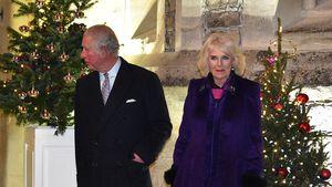 Das hängt bei Prince Charles und Camilla am Weihnachtsbaum!