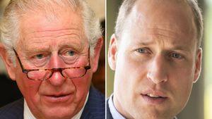 Geburtstag ohne Charles: Prinz William war total traurig