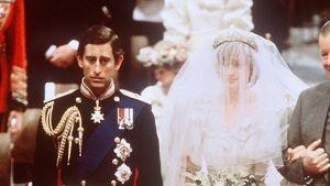 Söhne erlauben es: Lady Dis Hochzeitskleid wird ausgestellt