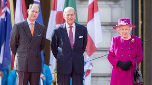 Ups! Die Queen hat den Geburtstag ihre Sohnes vergessen