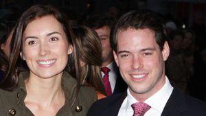 Prinz Félix von Luxemburgs Tochter Amalia ist da