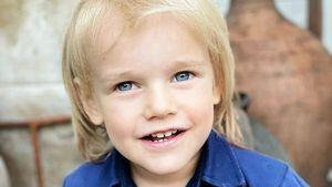 Vierter Geburtstag: Neues Bild von Schweden-Prinz Gabriel