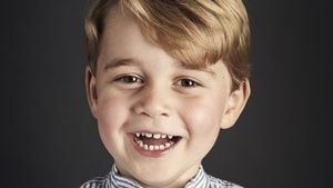 Prinz George, Thronfolger