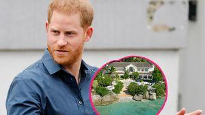 Prinz Harrys Lieblings-Villa auf Barbados steht zum Verkauf!
