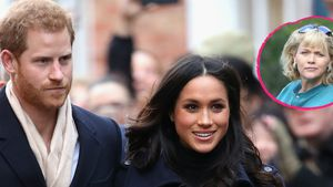 Harrys Worte über Meghans Royal Family: Ihre Sis ist empört!