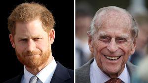 Zum Earth Day: Prinz Harry gedenkt seines Opas Prinz Philip